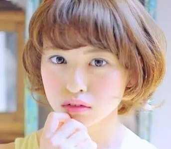 胖圆脸短发发型 胖圆脸女生最佳短发发型设计