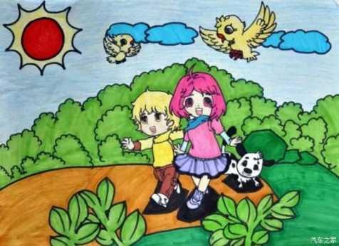 【图】童心绘未来宝莲沅公益美术活动招募