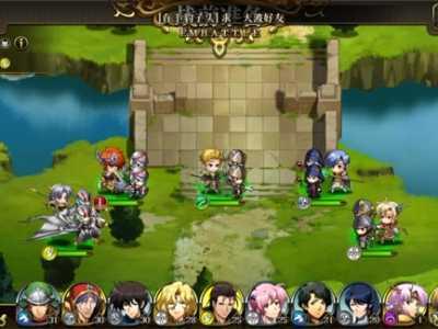 3 4 梦幻模拟战手游精英3-4通关攻略