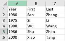 excel表格的操作 UIPath入门系列三之操作Excel表格